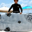 Gonzalo Costa Hoevel test the latest formula board desing ,,. While in miami for a day stop in a way to Costa Brava PWA slalom race , Gonzalo toke some...